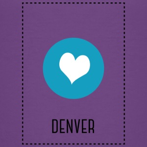 I Love Denver Shirts - Teenage Premium T-Shirt