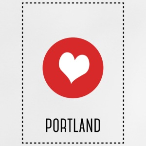 I Love Portland Baby T-Shirts - Baby T-Shirt