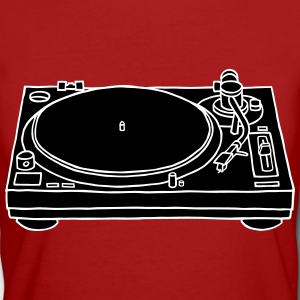 Record player 2 T-Shirts - Women's Organic T-shirt