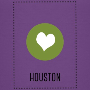 I Love Houston Camisetas - Camiseta premium adolescente