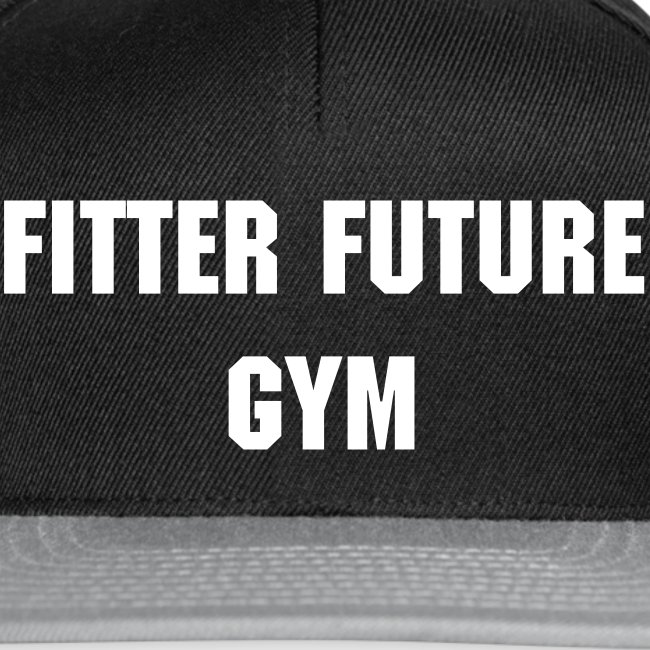 fitter future gym snapback