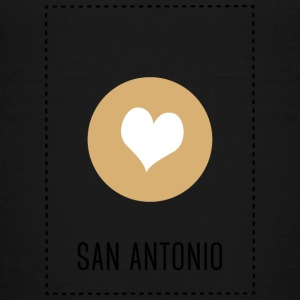 I Love San Antonio Shirts - Teenage Premium T-Shirt