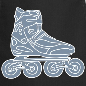 Inline Skates 2  Aprons - Cooking Apron