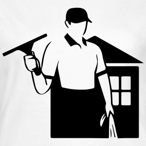 window cleaner T-Shirts - Women's T-Shirt