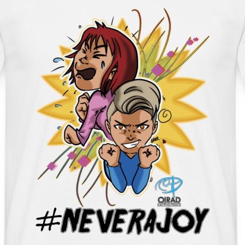 #neverajoy
