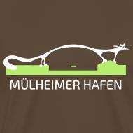Motiv ~ Mülheimer Hafenkater