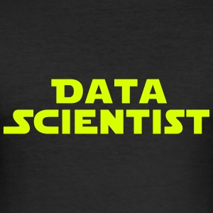 Data Scientist T-Shirts - Männer Slim Fit T-Shirt