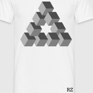 Illusions - T-shirt Homme