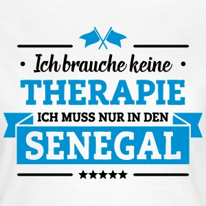 Nur in den Senegal T-Shirts - Frauen T-Shirt