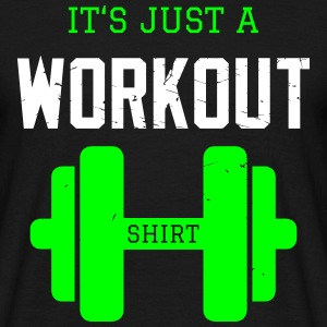 Workout 1 - Männer T-Shirt