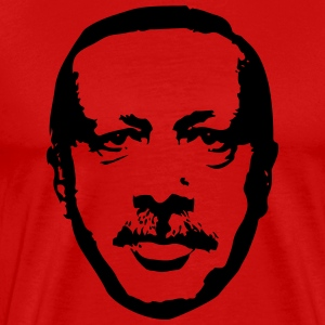 Erdogan head T-Shirts - Men's Premium T-Shirt