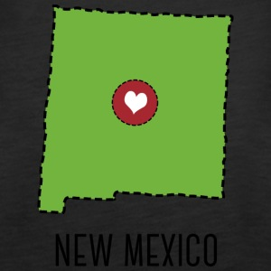 New Mexico State Herz Tops - Women's Premium Tank Top