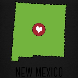 New Mexico State Herz T-Shirts - Kinder Premium T-Shirt