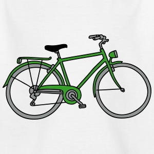 Fahrrad 3 T-Shirts - Teenager T-Shirt
