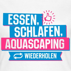 Hobby Aquascaping T-Shirts - Frauen T-Shirt