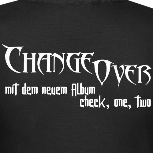 Change Over neues Album