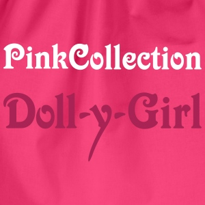 Doll-y-Girl Pink Collection - Turnbeutel