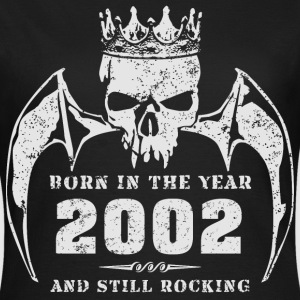 born_in_the_year_200219 T-Shirts - Frauen T-Shirt