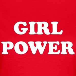 Girl power Tee shirts - T-shirt Femme