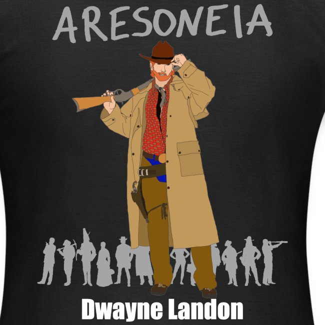 Aresoneia-Landon (Weiß) - Damen-Shirt