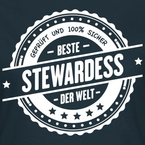 Beste Stewardess T-Shirts - Frauen T-Shirt