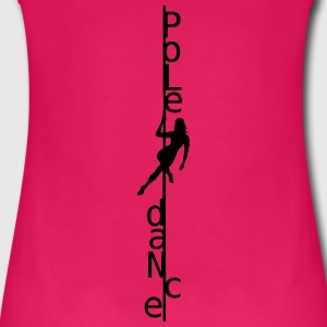 Poledance Tops - Frauen Bio Tank Top