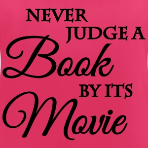 Never judge a book by its movie Sportbekleidung - Frauen Tank Top atmungsaktiv