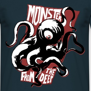 Monster from the Deep - Männer T-Shirt