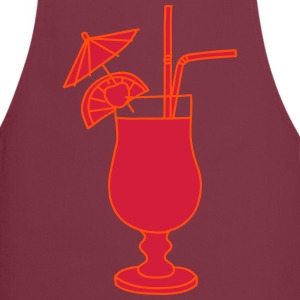 Cocktail 2  Aprons - Cooking Apron