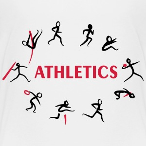 Decathlon, Track and Field Tee shirts - T-shirt Premium Ado
