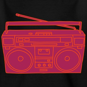 Boombox 2 Shirts - Teenage T-shirt