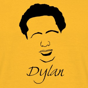 Dylan Thomas Silhouette - Men's T-Shirt