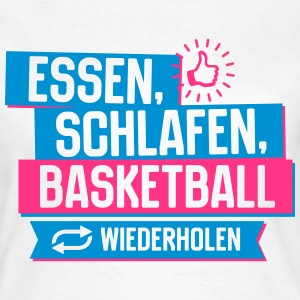 Hobby Basketball T-Shirts - Frauen T-Shirt