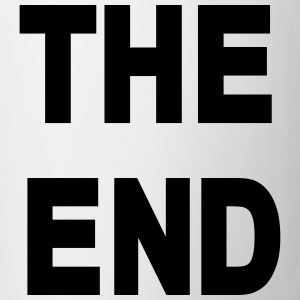 The End Mugs & Drinkware - Mug