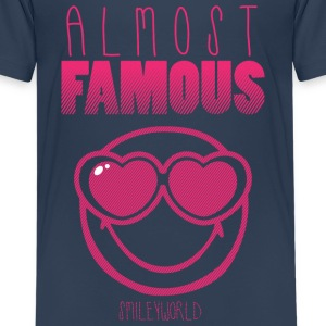 SmileyWorld Presque Célèbre Almost Famous - T-shirt Premium Ado