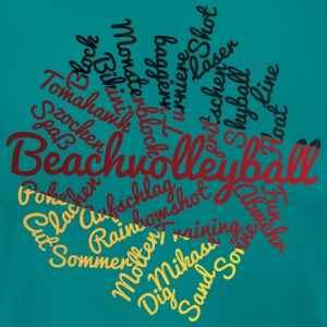 VolleyballFREAK beach-cloud-deutschland M - Frauen T-Shirt