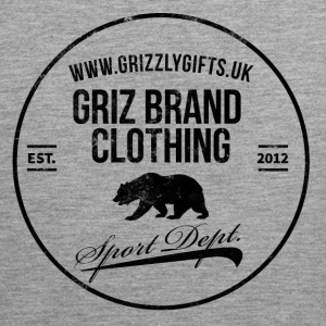 Griz Sport Dark tank - Men's Premium Tank Top
