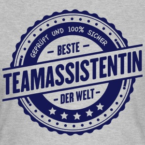 Beste Teamassistentin T-Shirts - Frauen T-Shirt