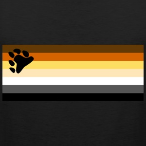 Bear Flag tank - Men's Premium Tank Top