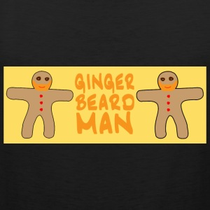 Ginger Beard Man tank - Men's Premium Tank Top