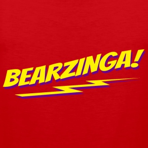 Bearzinga tank - Men's Premium Tank Top