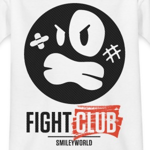 SmileyWorld Fightclub - T-skjorte for tenåringer