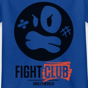 SmileyWorld Fightclub - Børne-T-shirt