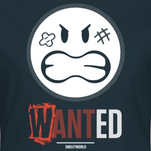 SmileyWorld Wanted - Women's T-Shirt
