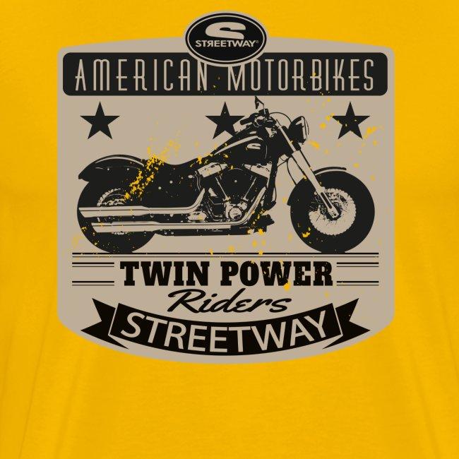 American motorbikes