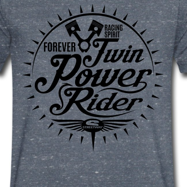 Twin Power Rider
