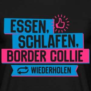 Hobby Border Collie T-Shirts - Männer T-Shirt