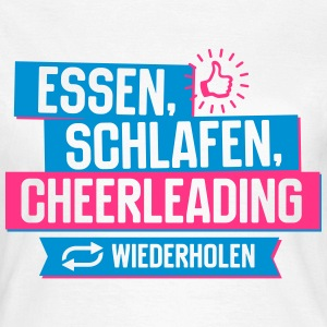 Hobby Cheerleading T-Shirts - Frauen T-Shirt