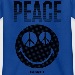SmileyWorld Symbole De Paix Peace - T-shirt Enfant