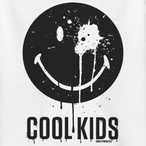SmileyWorld Cool Kids - Teenager T-Shirt